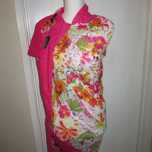 3 Piece Pareo, visor and handbag